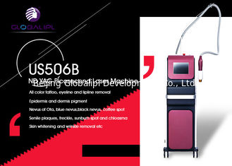 532nm 1064nm Portable Tattoo Removal Machine 1500w High - Tech Easy Operation