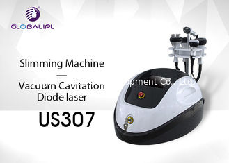 Ultrasound Cavitation Vacuum Slimming Machine Rf Beauty Instrument Air Cooling System