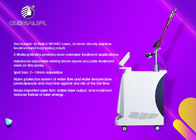 Salon Q Switch ND YAG Laser Machine 600mj / 300mj For Tattoo Removal