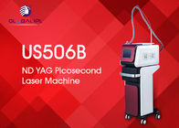 Beauty Salon Picosecond ND YAG Laser Machine 1500W For Tattoo Removal