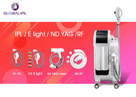 4 In 1 IPL RF Beauty Equipment 2500W Hair Removal Face Lift 44 * 53 * 89cm