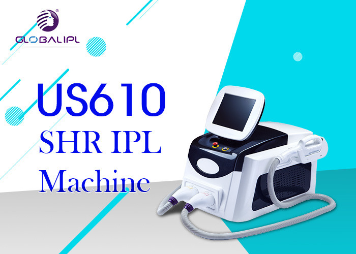 True Sapphire IPL SHR Equipment  Painless Vascular Treatment