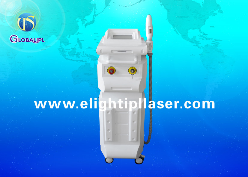 Pigmentation IPL Radio Frequency Hair Removal Machine Permanent 640nm / 690nm