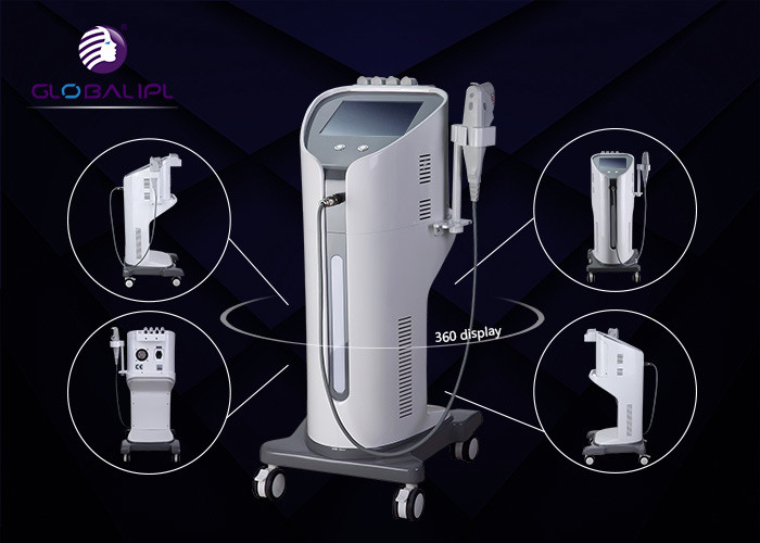 Non Surgical Face Lift HIFU Machine 4.0MHz Frequency AC200 - 220V Voltage