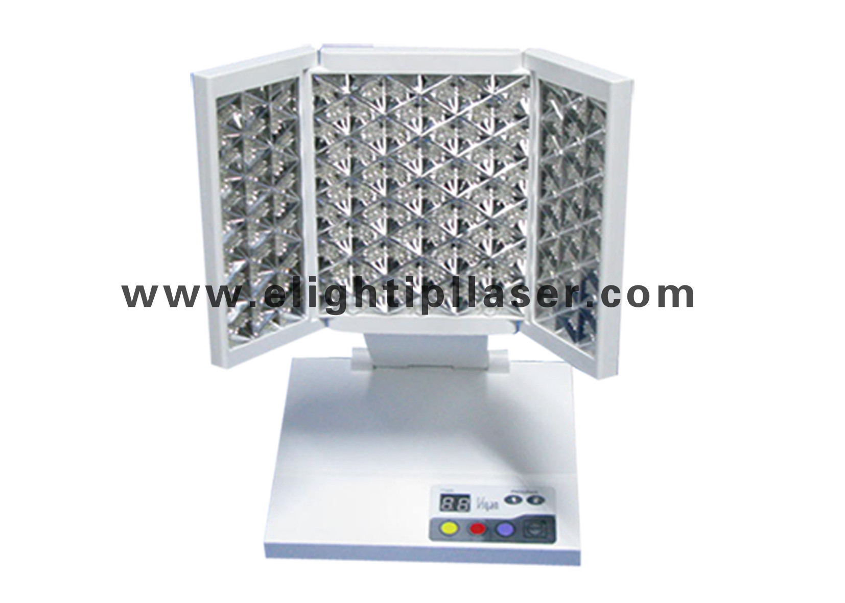 Professional Photon LED PDT Skin Rejuvenation , Home Blue Light Acne Treatment Equipment