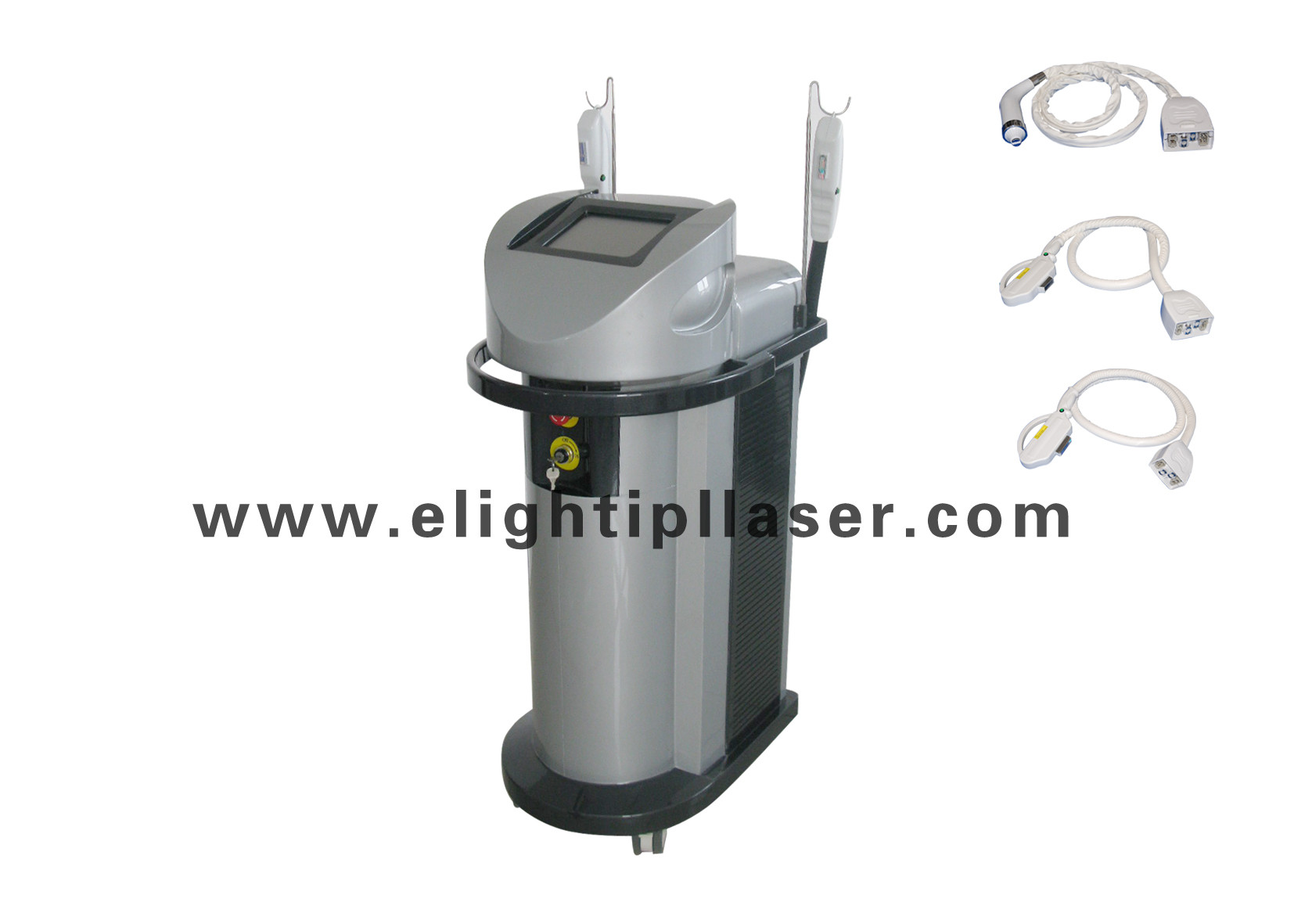 Custom Safe E Light IPL RF Wrinkle Removal Machine Small Size